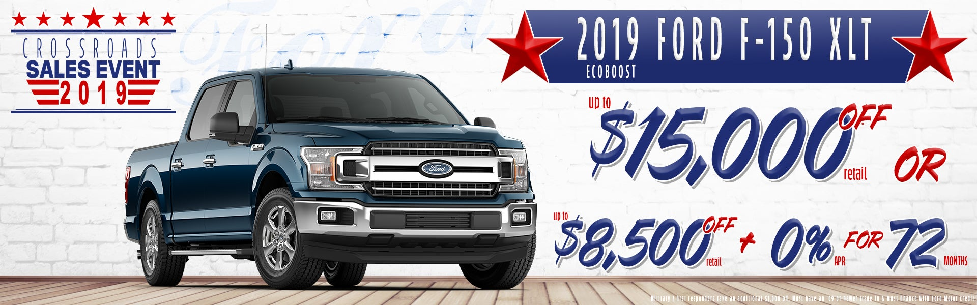 F 150s Expedition 250 Edge Sel